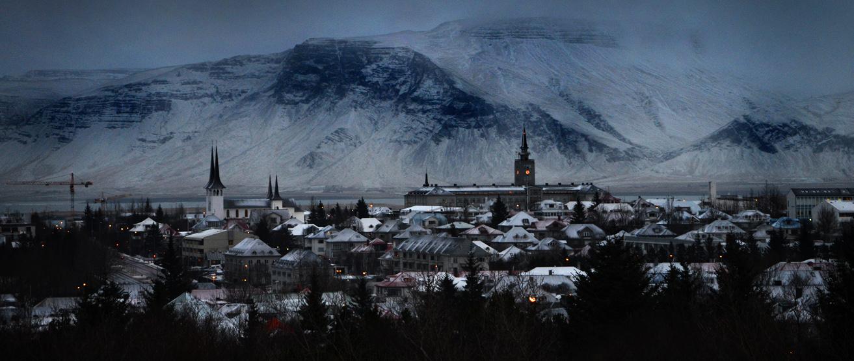 Sleepless In Reykjavik