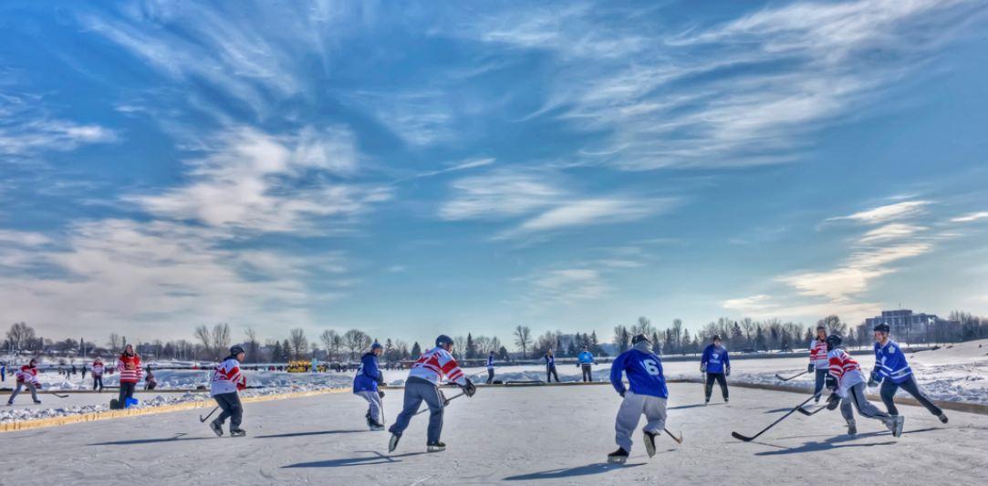 Pond Hockey, Derek Mellon