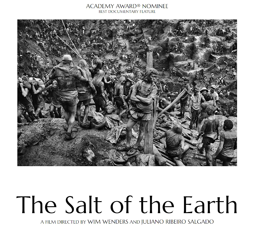SALT OF THE EARTH POSTER 3
