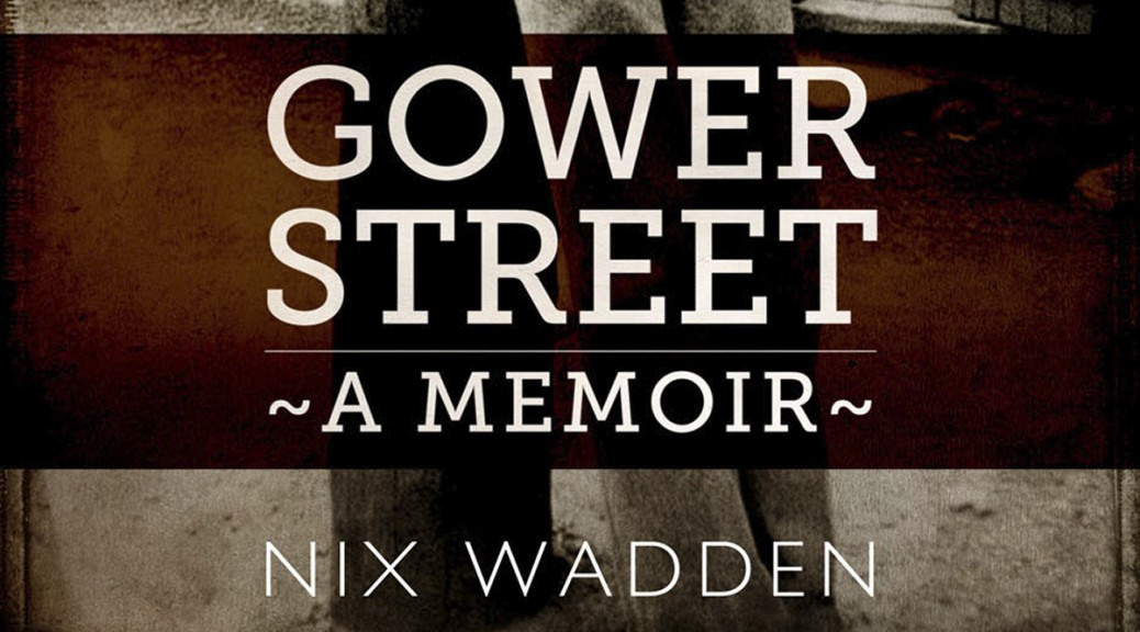 Gower Street front cover AVL copy