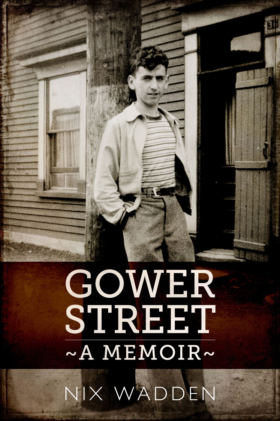Gower Street front cover AVL